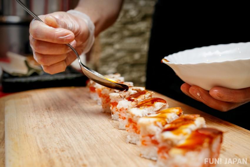 6 Delicious Sushi Restaurants in Dotonbori
