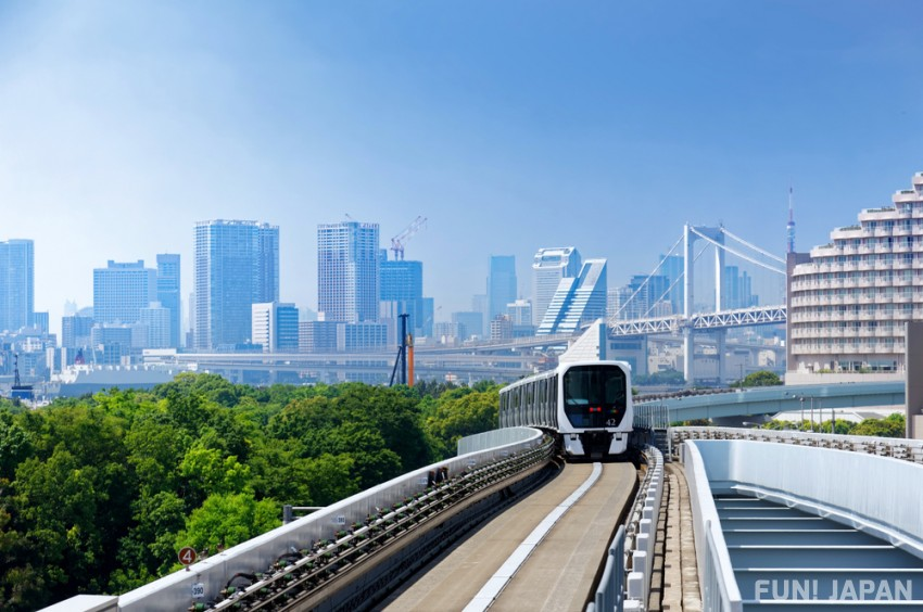 How to Spend a Wonderful Time in Odaiba island, Tokyo