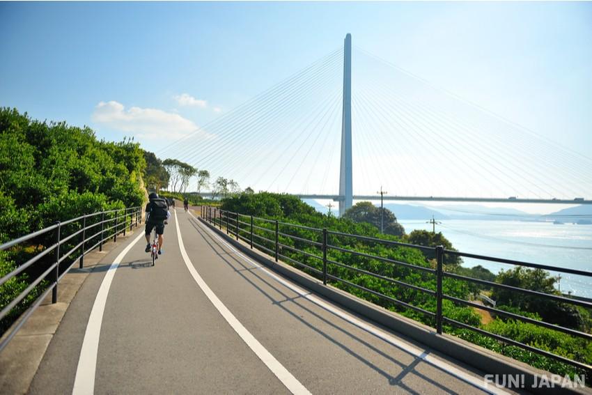 自行車享受日本絕景!嚴選自行車兜風景點3選