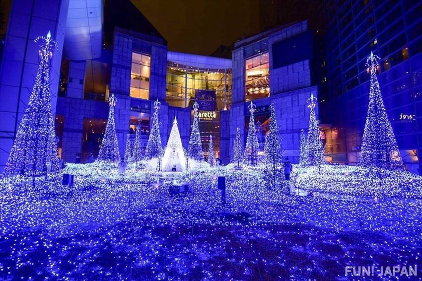 How to have a Wonderful Day in Shiodome?