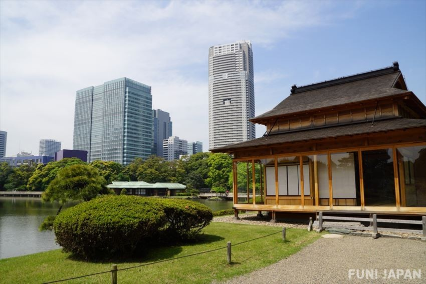 Other Famous Attractions in Shiodome