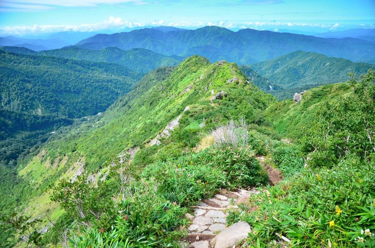 石川縣白山市:擁有日本三大名山之一的地區