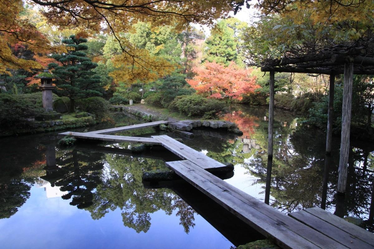 尾山神社的必看特色