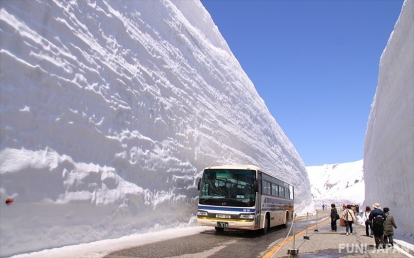 Take Kurobe Gorge Railway to Enjoy Magnificent Scenery!