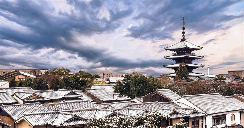 Kyoto in Winter, Where to Go and What to Do
