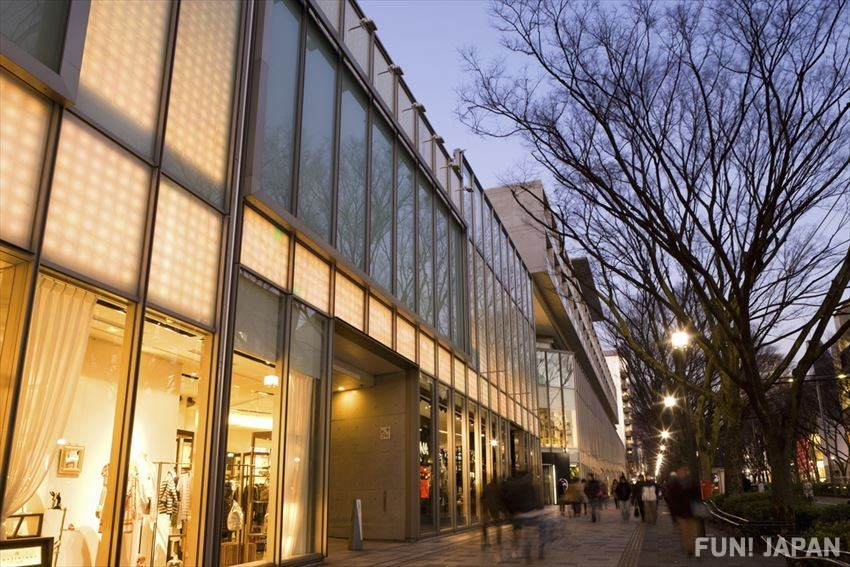 Enjoy Shopping and Foods in Omotesando!