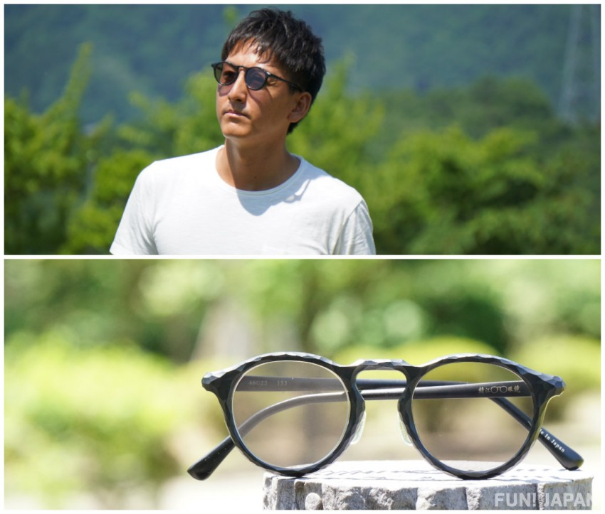 Made in Japan sunglasses KISSO