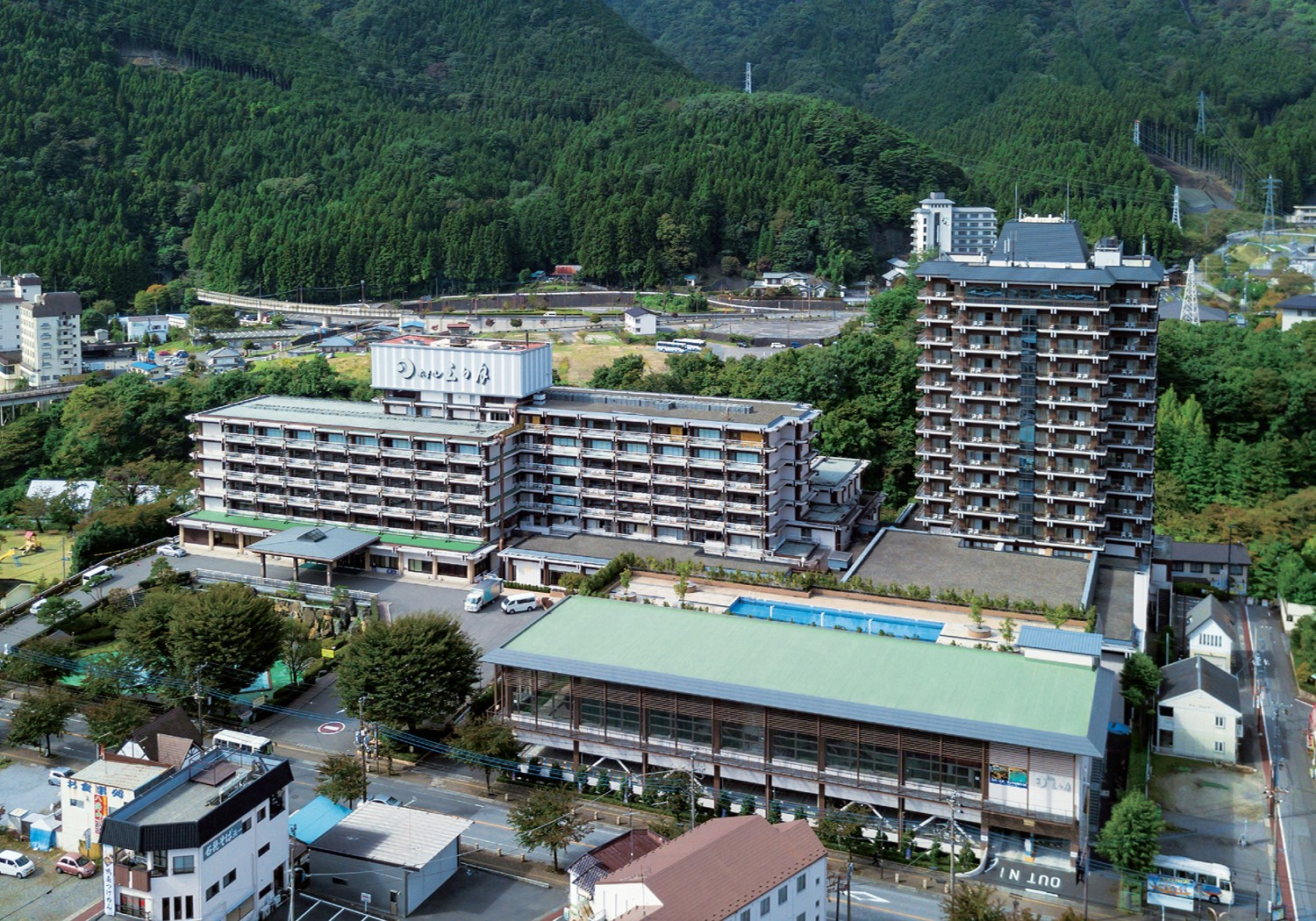 3 Recommended Hotels of Kinugawa Onsen in Tochigi, Japan