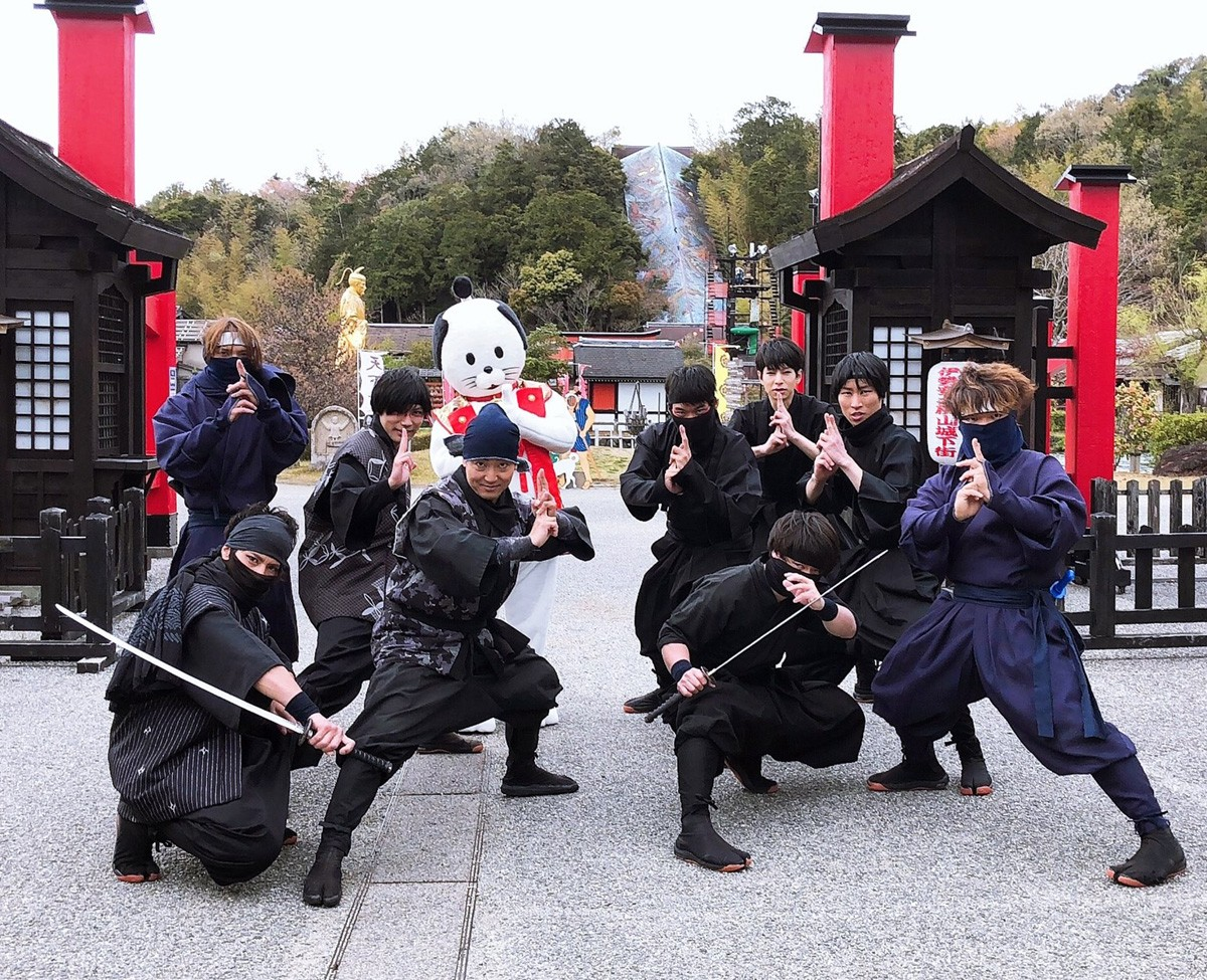 Go to Ninja Kingdom Ise! There are Edo-themed Attractions in Mie Prefecture, Too!