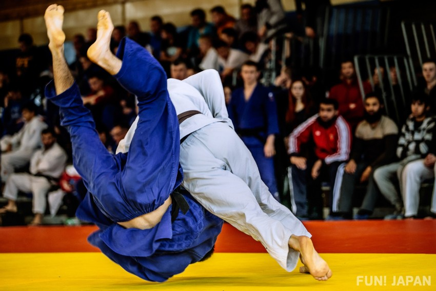 What does the Color of the Belt in Judo Mean? How can Win in Judo?