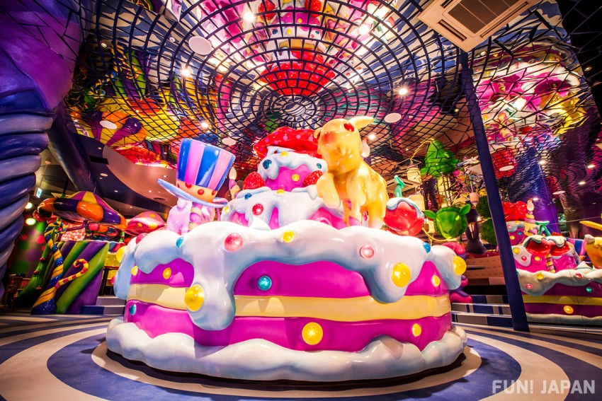 What to Check Out at KAWAII MONSTER CAFE