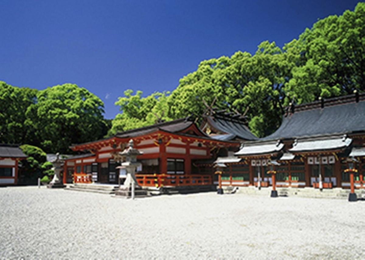 Visit Wakayama's Kumano Hayatama Taisha to Up Your Relationship Power!
