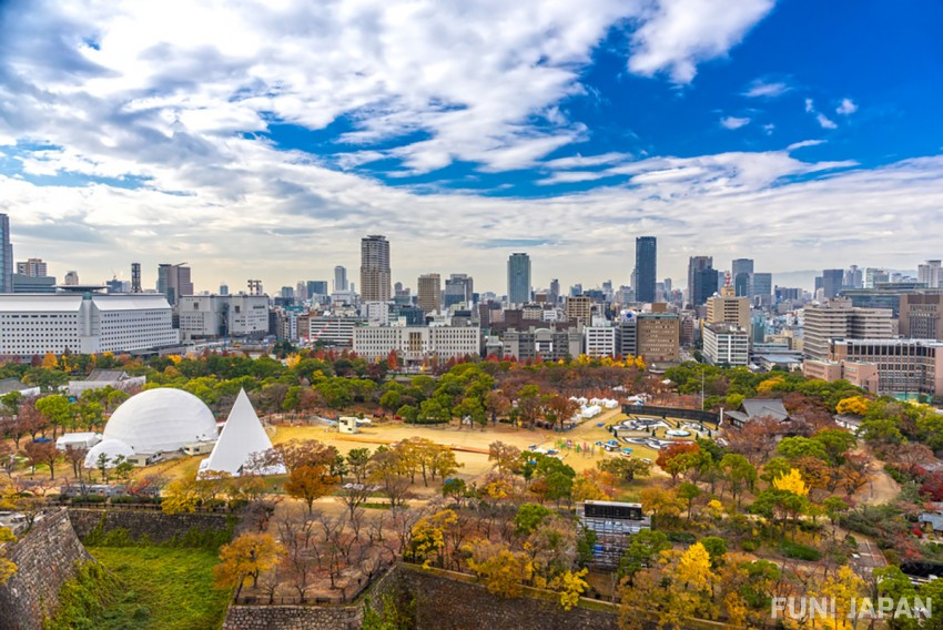 Where to Visit in Osaka?