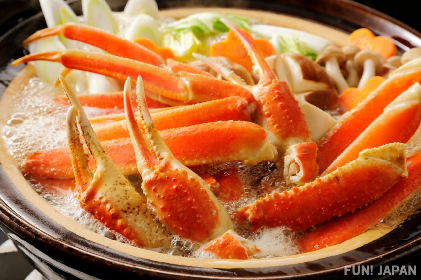 6 Popular Types of Japanese Crab & Where to Eat them?