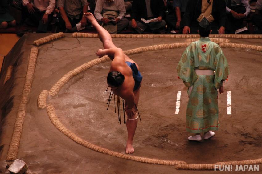 Sumo Wrestling - How to Rank the Sumo Wrestler?